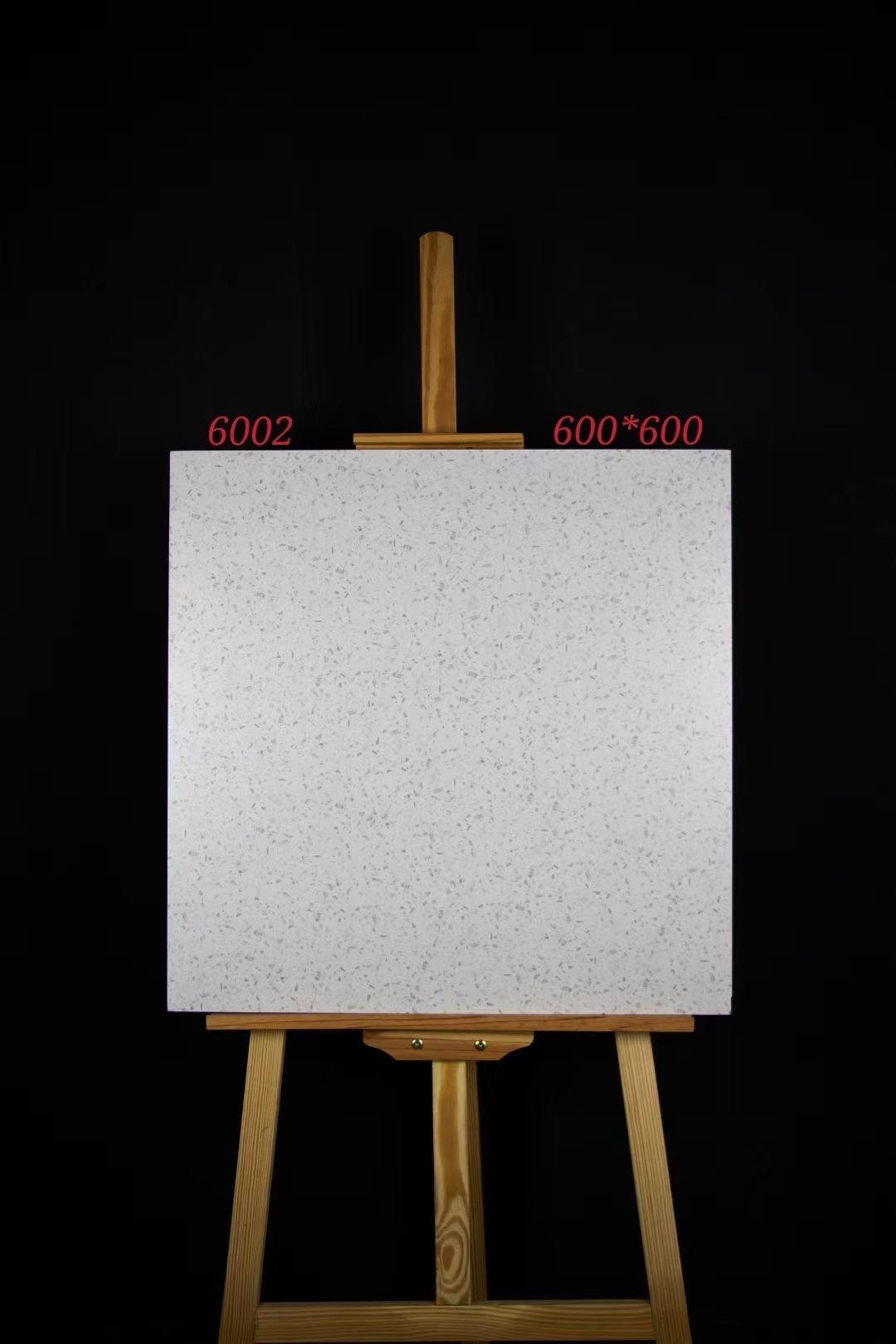 Gạch lát nền Terrazzo nhập khẩu 600*600mm 6002